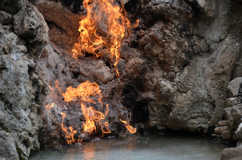 Guanziling - Water and Fire Spring